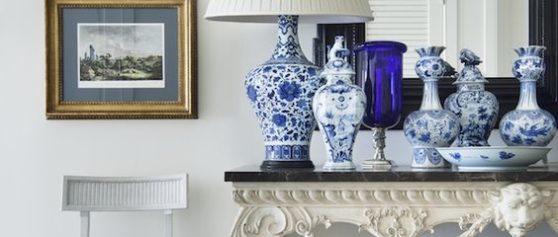 2017 Trend…Blue Interiors