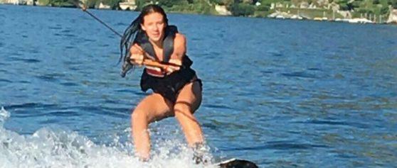 Como Lake amazing water sports